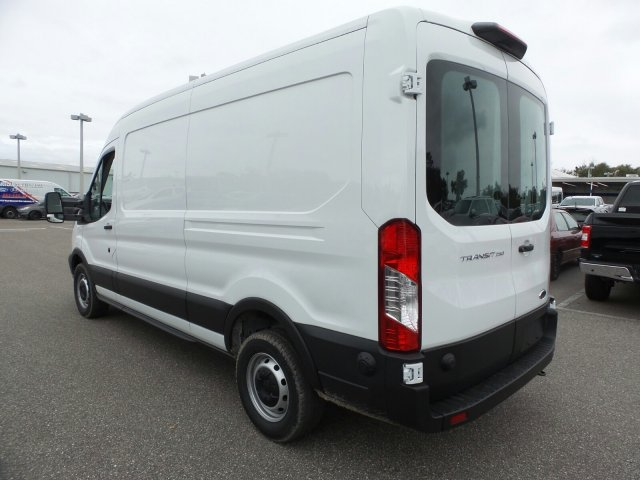 2019 Transit 250 Med Roof 4x2,  Kargo Master Upfitted Cargo Van #4555F - photo 7