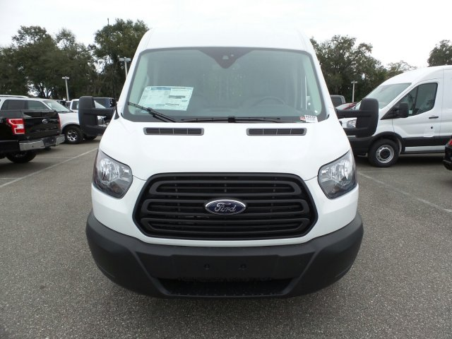 2019 Transit 250 Med Roof 4x2,  Kargo Master Upfitted Cargo Van #4555F - photo 9