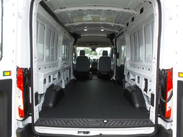 2019 Transit 250 Med Roof 4x2,  Empty Cargo Van #4556F - photo 2