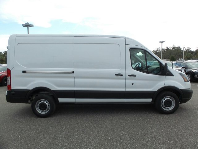 2019 Transit 250 Med Roof 4x2,  Empty Cargo Van #4556F - photo 5