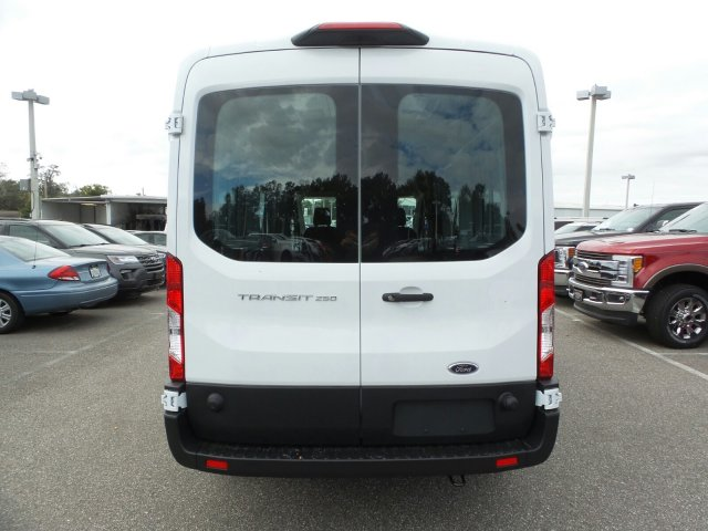 2019 Transit 250 Med Roof 4x2,  Empty Cargo Van #4556F - photo 7