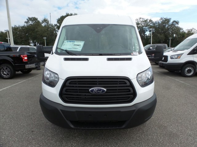 2019 Transit 250 Med Roof 4x2,  Empty Cargo Van #4556F - photo 9