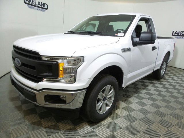 2019 F-150 Regular Cab 4x2,  Pickup #4563F - photo 8