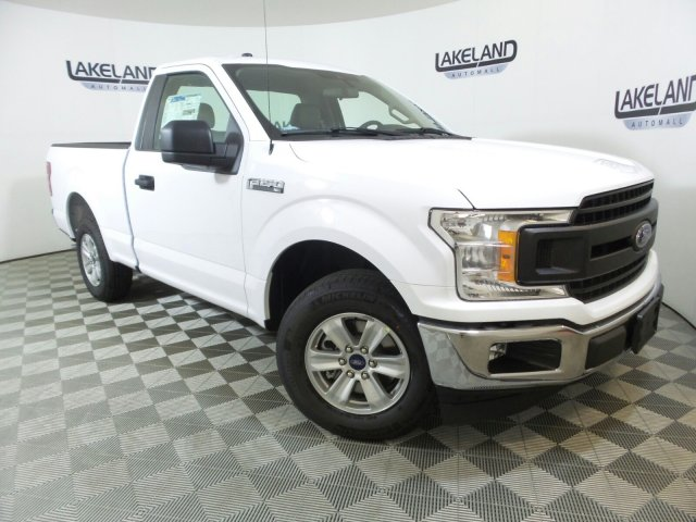 2019 F-150 Regular Cab 4x2,  Pickup #4577F - photo 1
