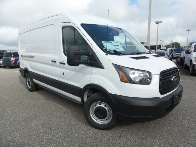 2019 Transit 250 Med Roof 4x2,  Empty Cargo Van #4579F - photo 1