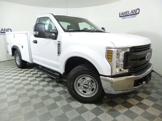 2019 F-250 Regular Cab 4x2,  Monroe Service Body #4588F - photo 1