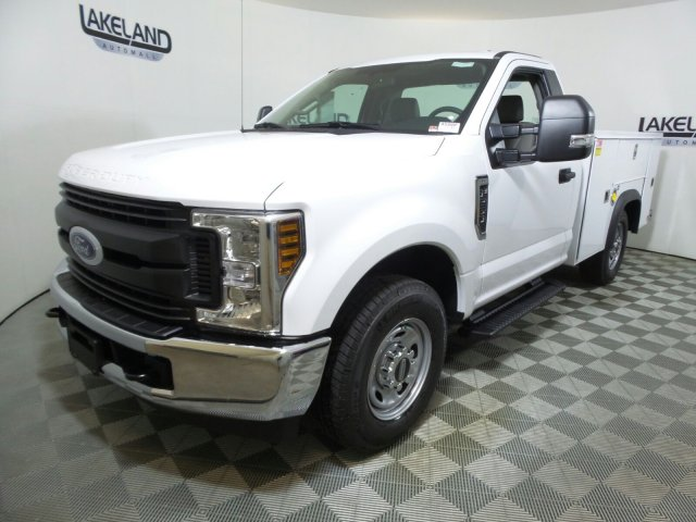 2019 F-250 Regular Cab 4x2,  Monroe MSS II Service Body #4588F - photo 7