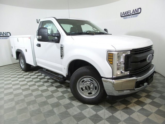 2019 F-250 Regular Cab 4x2,  Monroe Service Body #4589F - photo 1