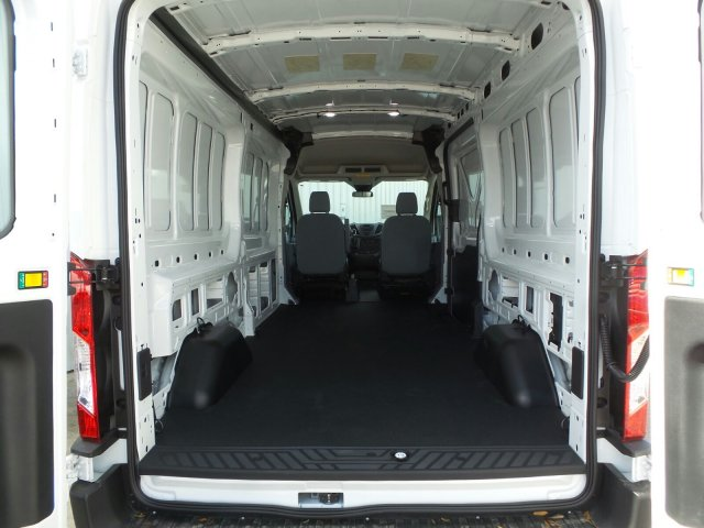 2019 Transit 250 Med Roof 4x2,  Empty Cargo Van #4592F - photo 2