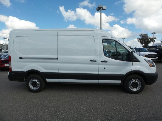 2019 Transit 250 Med Roof 4x2,  Empty Cargo Van #4592F - photo 4
