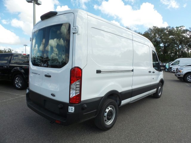 2019 Transit 250 Med Roof 4x2,  Empty Cargo Van #4592F - photo 5
