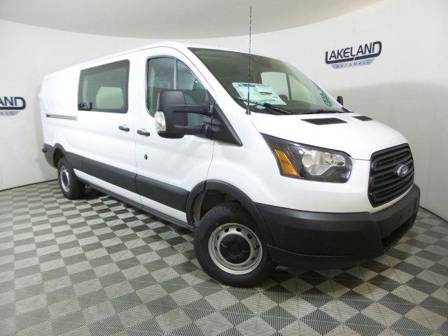 2019 Transit 250 Low Roof 4x2,  Empty Cargo Van #4593F - photo 1