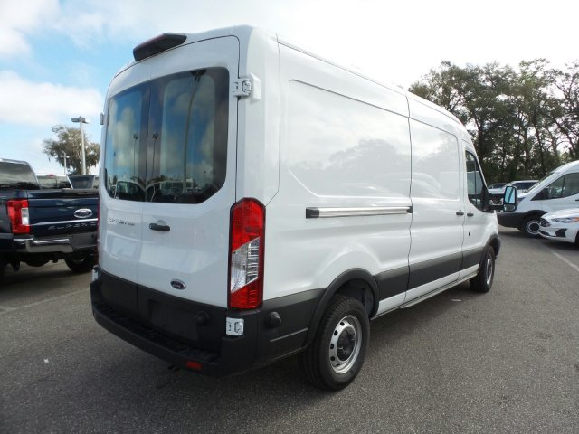 2019 Transit 250 Med Roof 4x2,  Empty Cargo Van #4594F - photo 4