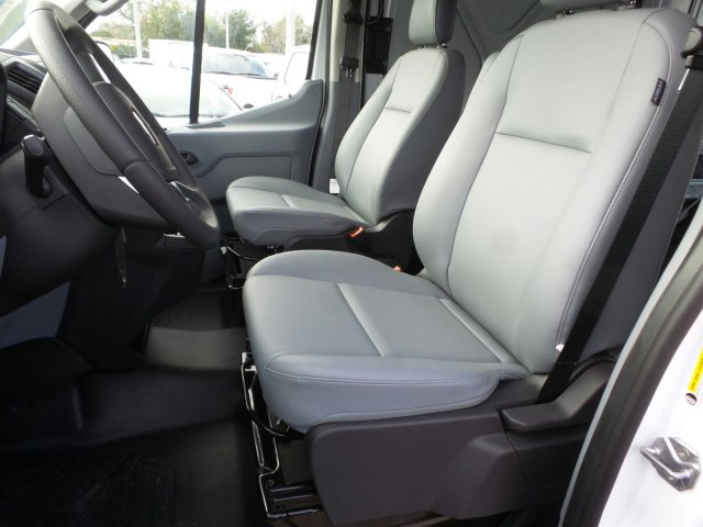 2019 Transit 250 Med Roof 4x2,  Empty Cargo Van #4594F - photo 9