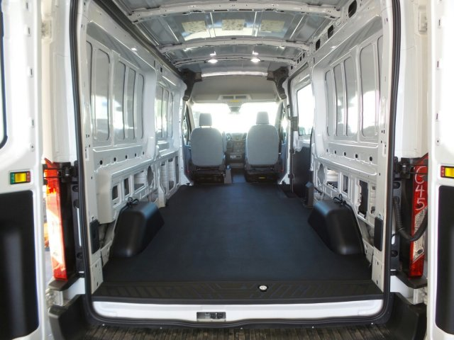 2019 Transit 250 Med Roof 4x2,  Empty Cargo Van #4638F - photo 1