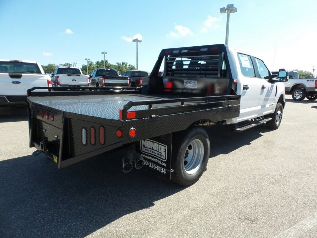 2019 F-350 Crew Cab DRW 4x4,  Hillsboro Platform Body #4645F - photo 1