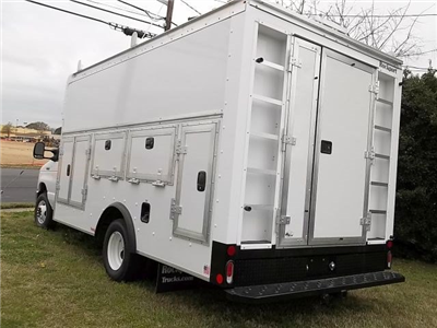 2017 E-450, Rockport Workport Service Utility Van #103223 - photo 2