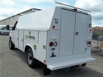 2017 E-350, Reading Aluminum CSV Service Utility Van #103348 - photo 2