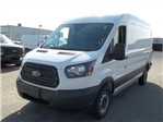 2018 Transit 250 Med Roof, Cargo Van #103754 - photo 1