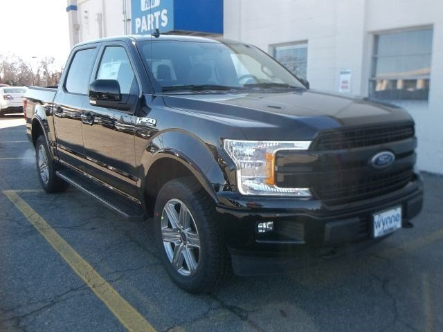 2018 F-150 SuperCrew Cab 4x4, Pickup #103983 - photo 3