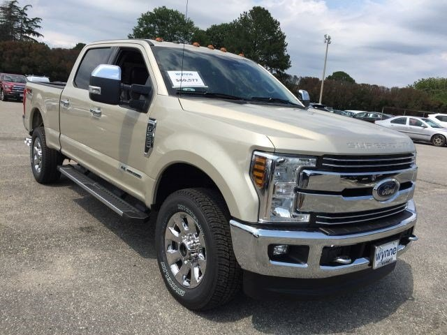 2018 F-250 Crew Cab 4x4,  Pickup #104284 - photo 3