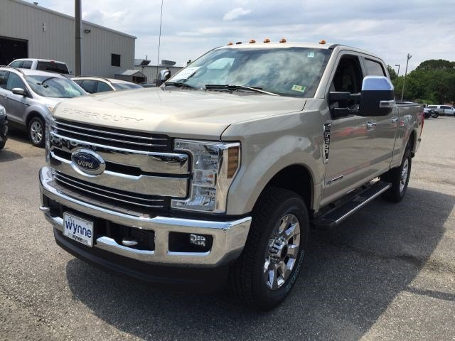 2018 F-250 Crew Cab 4x4,  Pickup #104284 - photo 1