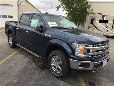 2018 F-150 SuperCrew Cab 4x4,  Pickup #104291 - photo 3