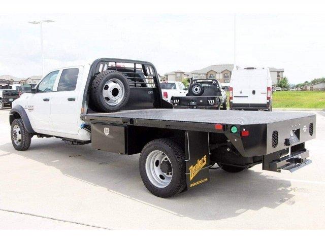 2018 Ram 5500 Crew Cab DRW 4x4,  CM Truck Beds Dealers Truck Platform Body #JG317460 - photo 6