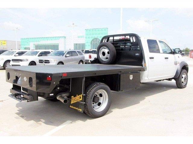 2018 Ram 5500 Crew Cab DRW 4x4,  CM Truck Beds Platform Body #JG317460 - photo 1