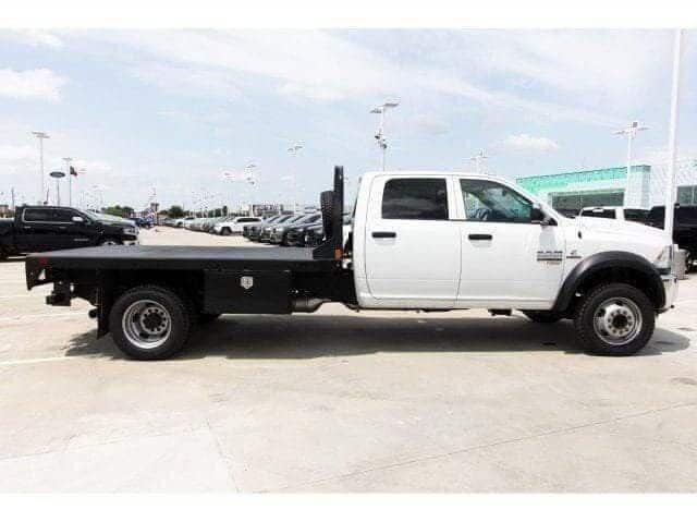2018 Ram 5500 Crew Cab DRW 4x4,  CM Truck Beds Dealers Truck Platform Body #JG317460 - photo 8