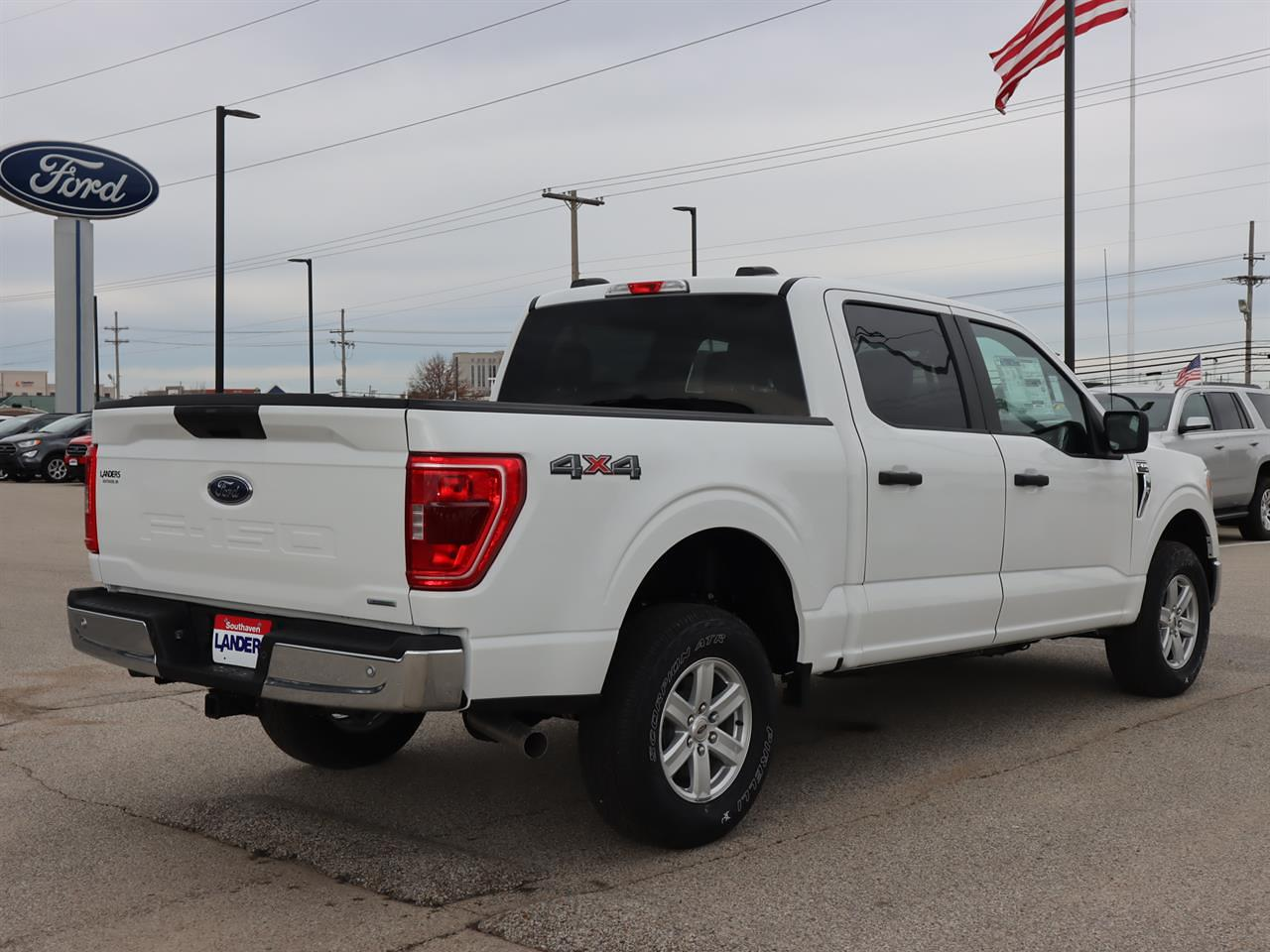 2021 Ford F-150 SuperCrew Cab 4x4, Pickup #21ST1610 - photo 1