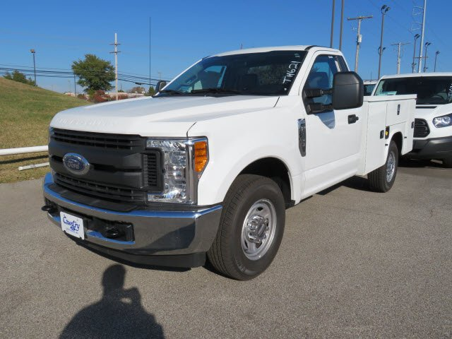 2017 F-250 Regular Cab, Knapheide Service Body #TH621 - photo 4