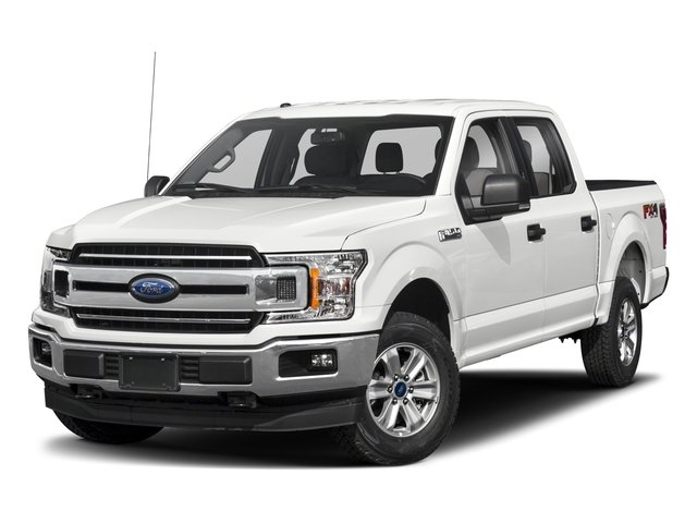 2018 F-150 SuperCrew Cab 4x4,  Pickup #TJ077 - photo 1