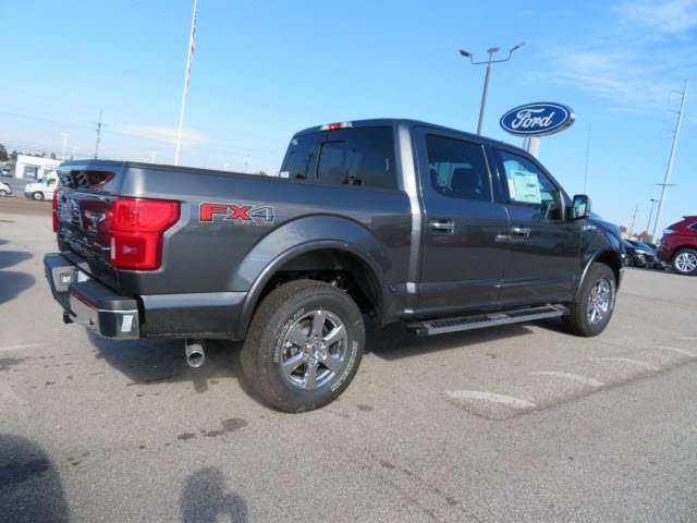 2018 F-150 SuperCrew Cab 4x4,  Pickup #TJ077 - photo 5