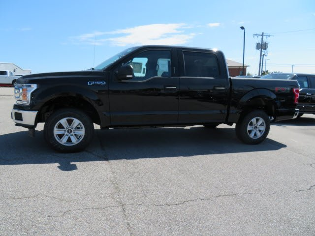2018 F-150 SuperCrew Cab 4x4, Pickup #TJ087 - photo 5