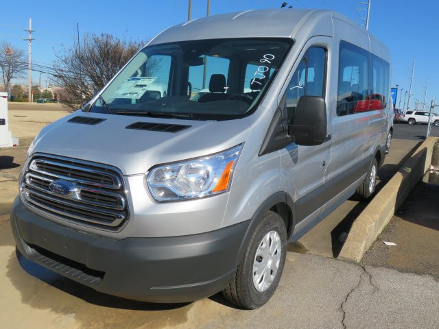 2018 Transit 350 Medium Roof, Passenger Wagon #TJ090 - photo 4