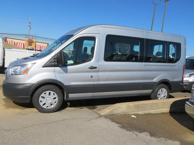 2018 Transit 350 Medium Roof, Passenger Wagon #TJ090 - photo 5