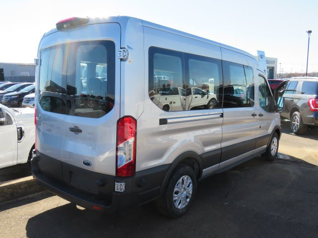 2018 Transit 350 Medium Roof, Passenger Wagon #TJ090 - photo 2
