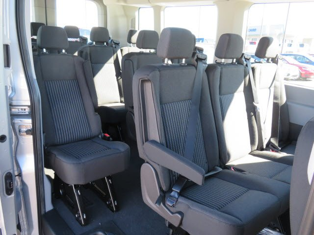 2018 Transit 350 Medium Roof, Passenger Wagon #TJ090 - photo 9