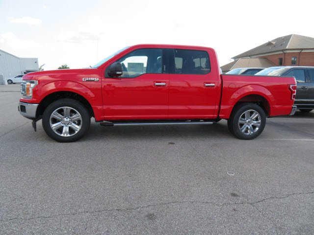 2018 F-150 SuperCrew Cab 4x2,  Pickup #TJ149 - photo 2