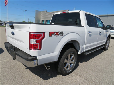 2018 F-150 SuperCrew Cab 4x4,  Pickup #TJ236 - photo 2