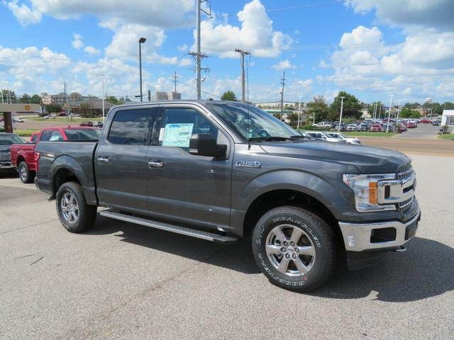 2018 F-150 SuperCrew Cab 4x4,  Pickup #TJ349 - photo 1