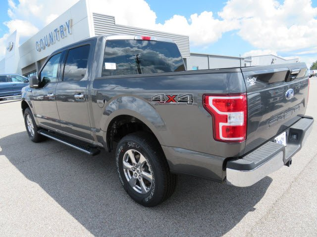 2018 F-150 SuperCrew Cab 4x4,  Pickup #TJ349 - photo 2