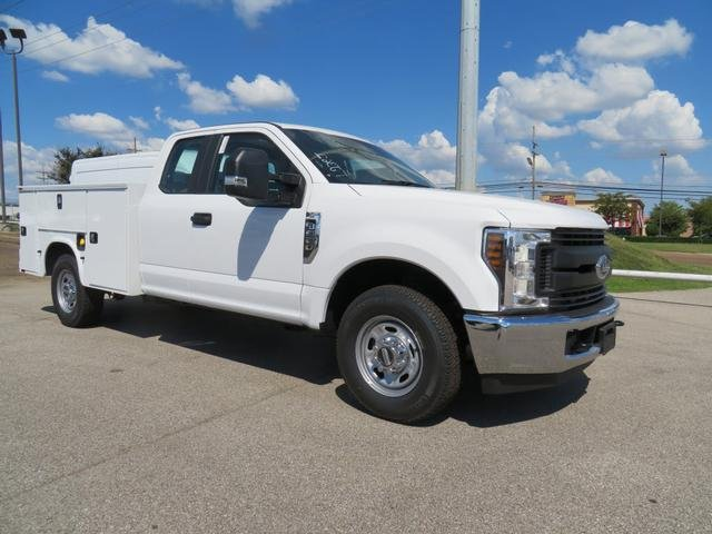 2018 F-250 Super Cab 4x2,  Knapheide Standard Service Body #TJ362 - photo 1