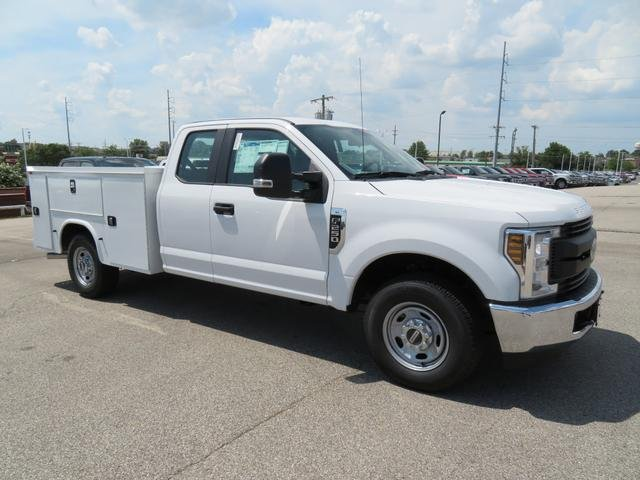 2018 F-250 Super Cab 4x2,  Knapheide Standard Service Body #TJ363 - photo 1