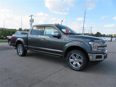 2018 F-150 SuperCrew Cab 4x4,  Pickup #TJ432 - photo 1
