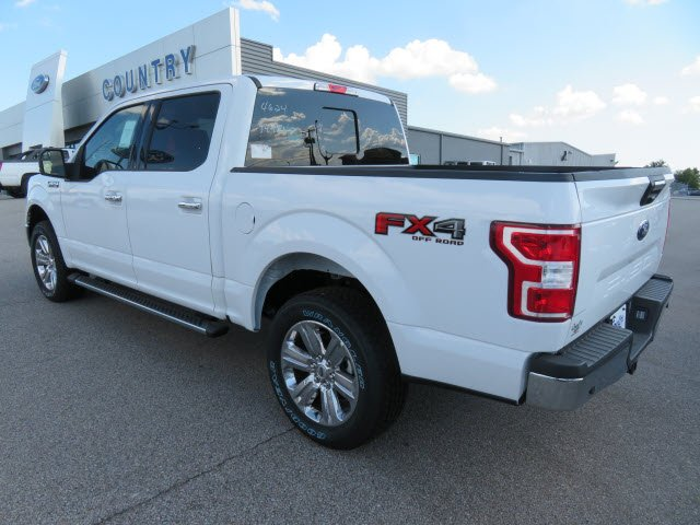 2018 F-150 SuperCrew Cab 4x4,  Pickup #TJ456 - photo 2