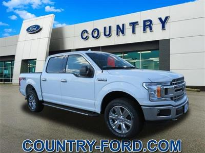 2018 F-150 SuperCrew Cab 4x4,  Pickup #TJ456 - photo 1