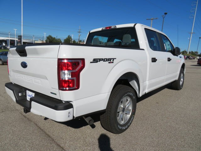 2018 F-150 SuperCrew Cab 4x4,  Pickup #TJ463 - photo 2