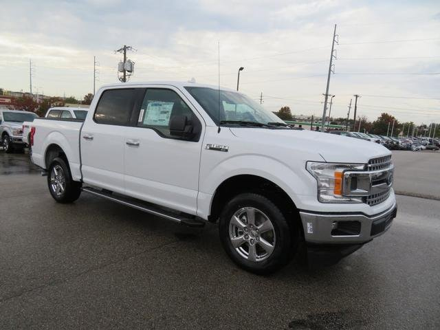2018 F-150 SuperCrew Cab 4x2,  Pickup #TJ486 - photo 3